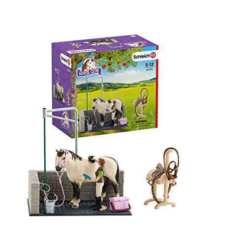 Schleich Horse Wash Area for sale  Delivered anywhere in USA