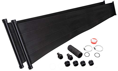 Solar Pool Heater Systems - 2 -2` x 20` Solar Pool Panel System