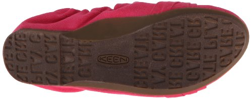 Keen Women's Cortona Bow CVS Shoe Rose Red 0myyn3I