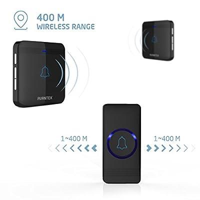 AVANTEK D-3B & D-3W Doorbell Kit