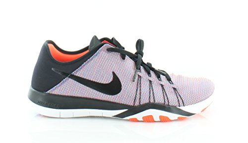 Training TR Free Total Womens Black White Nike Crimson Shoes 6 qI5xAxa