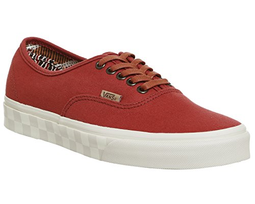 Sole Vans Authentic Authentic Checker Vans Spice Checker Sole Authentic Vans Spice Spice fdUqw1P