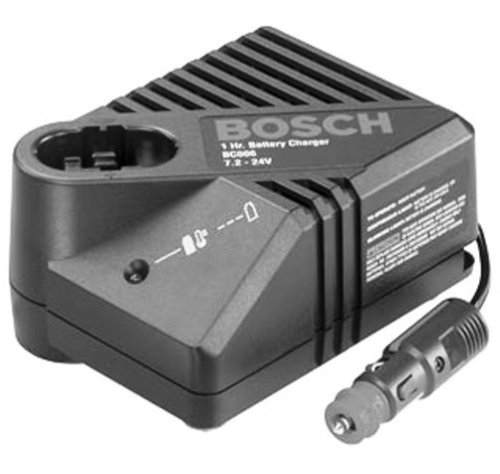 Bosch BC006 24-Volt Pod Style Vehicle Plug In 1 Hour Battery Charger