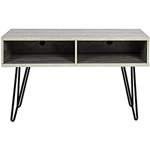 """Best Choice Products Entertainment 42"""" TV Stand Media Console With Metal Hairpin Legs"""