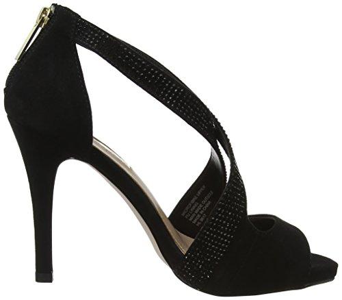 Ill-kg Vrouwen Shae Peep-toe Black (zwart)