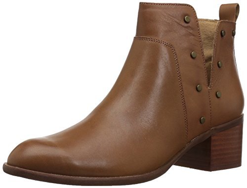Franco Sarto Women's L-Richland Ankle Boot, Whiskey, 8 B(M) US