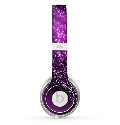 The Shower of Purple Rain Skin for the Beats by Dre Solo 2 Headphones (Decal Only)
