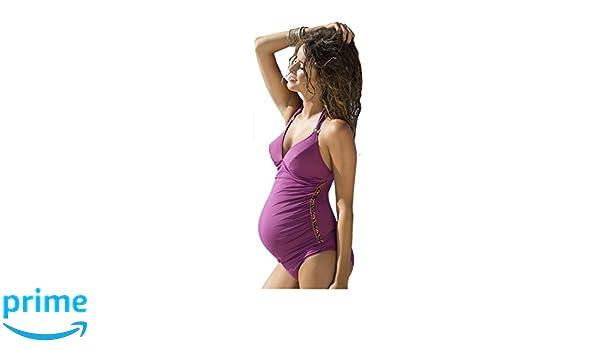 4e6362037 Cache Coeur Brasilia Maternity Tankini at Amazon Women s Clothing store