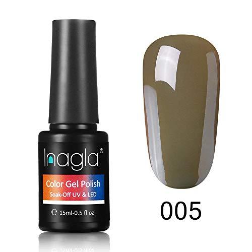 キルス指全くInagla ジェルネイル カラージェル 1色入り 15ml-GNS005