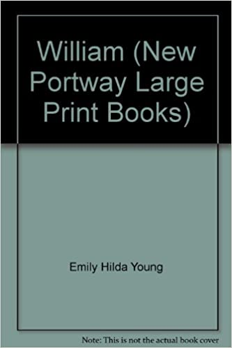 Book William (New Portway Large Print Books)
