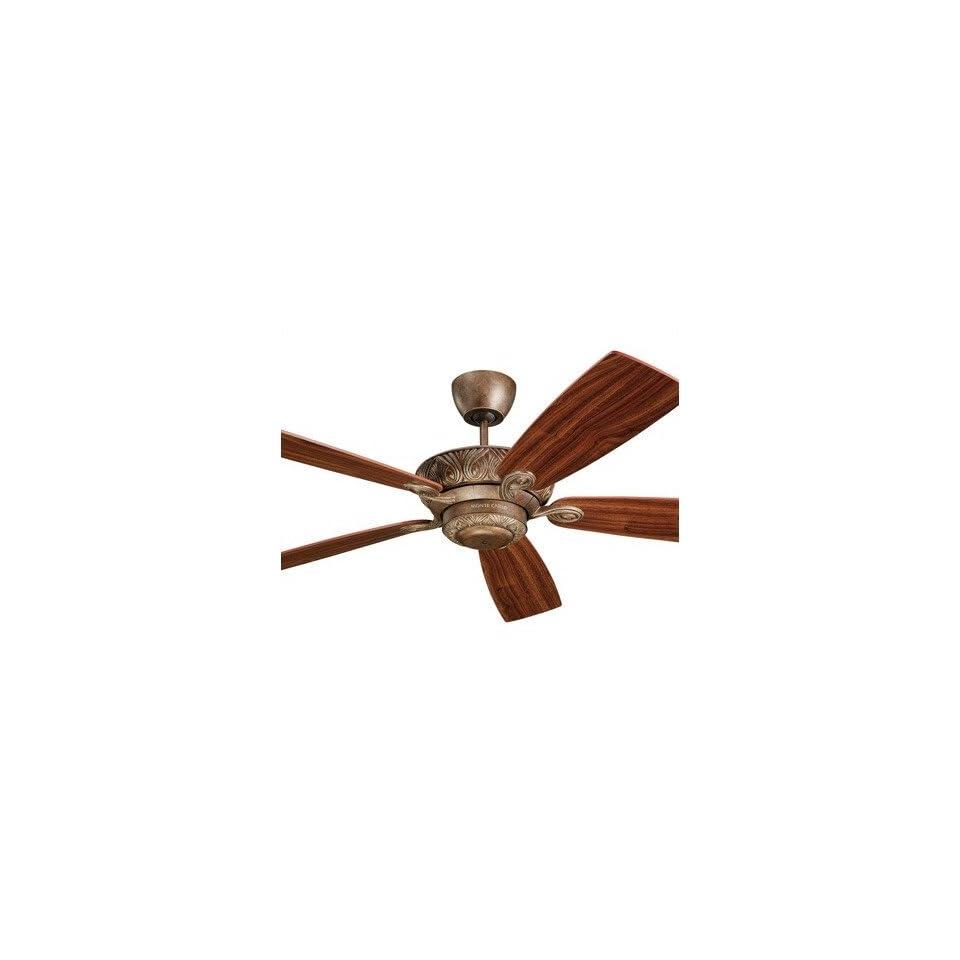 Monte Carlo Fan Company 5MQ60BR 60 Monet Ceiling Fan in British