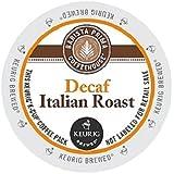 Barista Prima Decaf Coffee, Italian Roast, Rich. Dark. European, 24- Count K-Cup