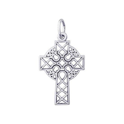 Rembrandt Charms Celtic Cross Charm (Cross Rembrandt Charm)