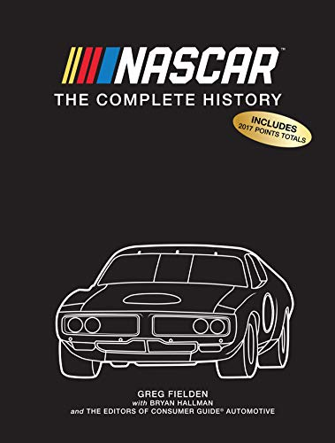 Pdf Business NASCAR: The Complete History 2018 Edition