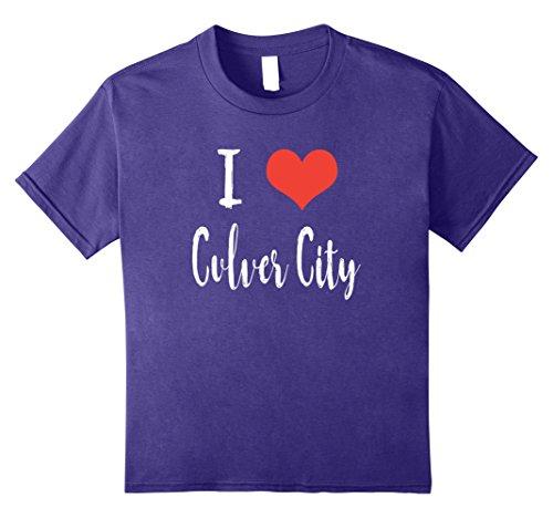 Kids I Love Culver City T Shirt 12 - City 12 Culver