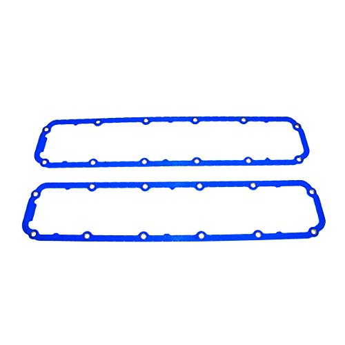 DNJ VC1180 Valve Cover Gasket Set for 1994-2003 / Dodge/Ram 3500/8.0L / OHV / V10 / 20V / 488cid