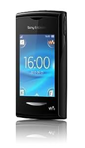 Sony Ericsson Yendo - Móvil libre (cámara 2 MP, 5 MB de capacidad) color negro [importado de Alemania]