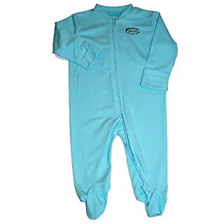 Halo Technical Comfort System Coverall, Aqua, 0-3 Months (B0029F1K6C) | Amazon price tracker / tracking, Amazon price history charts, Amazon price watches, Amazon price drop alerts