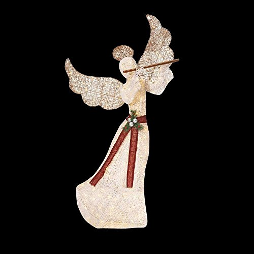 Lighted Angel Outdoor Christmas Decorations in US - 4
