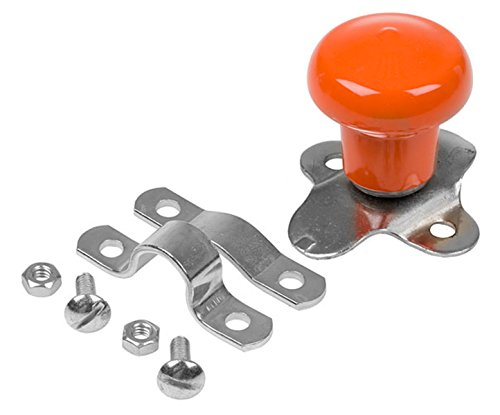 WSV125OR Orange Shallow / Deep Steering Wheel Spinner for Kubota Tractor Models