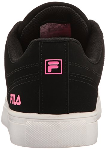 White Fila Black Pink Shoe pink 3 knockout black Amalfi white Walking Women's Knockout SBw8SqTr