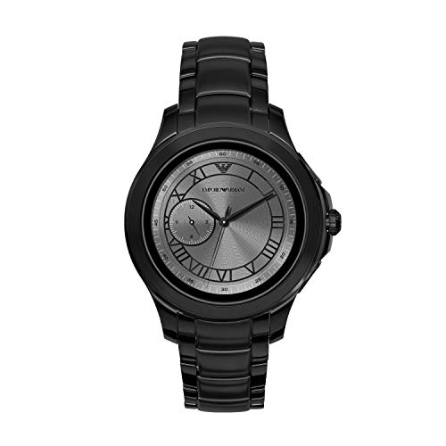 Emporio Armani Men's Touchscreen Smartwatch