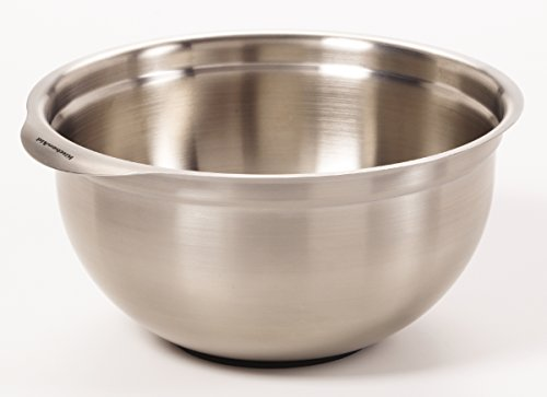 Kitchenaid Gourmet Stainless Steel Mixing Bowls Set Of 3