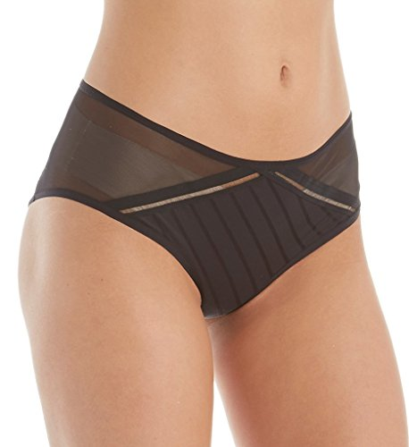 Passionata by Chantelle Graphic Hipster Panty (7844) S/Black