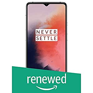 (Renewed) OnePlus 7T (Glacier Blue, 8GB RAM, Fluid AMOLED Display, 128GB Storage, 3800mAH Battery)