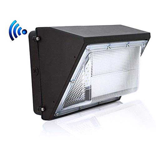 CNSUNWAY LIGHTING LED Wall Pack Light, Dusk-to-Dawn Photocell Included, 100W 5000K Daylight, 13000LM, 600 Watt HPS/HID Replacement, Waterproof Led Security Area Lighting, 5 Years Warrranty