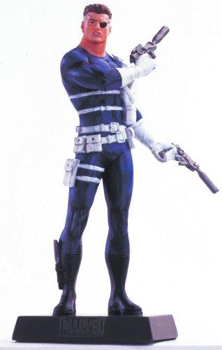 Classic Marvel Figurine Collection Magazine #51 Nick Fury (51)