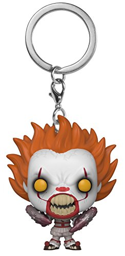 Funko Pop Keychain: Horror It - Pennywise with Spider Legs Collectible Figure, Multicolor -