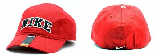 Nike Boy's Embroidered Nike Logo Baseball Cap SZ 4/7