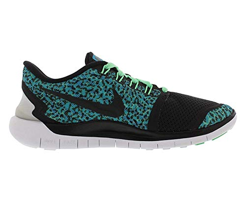 Training Green 0 White 5 Lagoon Free Shoes NIKE Women's Blue Running Black Glow ITwHSWZq