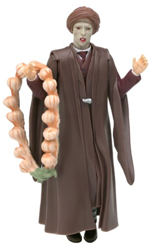Harry Potter and the Sorcerer's Stone Professor Quirrell / L