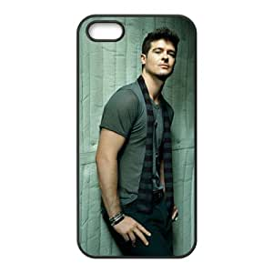 Diy Case for iPhone 5,5S ,Robin Thicke Customized case Fashion Style UN964602