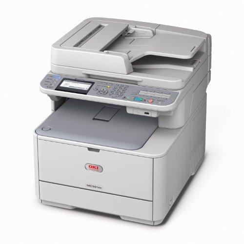 (MC361 MFP Color Laser E/f/p/s Adf USB Enet 1200X600 25/23PPM 120V)