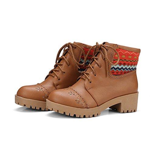 1TO9 1TO9Mns02469 - Sandalias con Cuña Mujer marrón