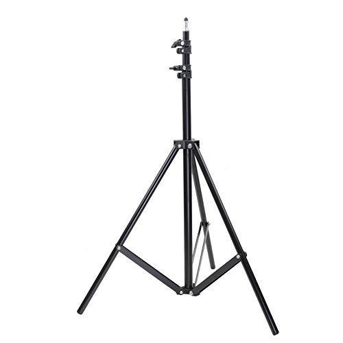 NEEWER アルミ製三脚ライトスタンド ストロボ/撮影スタジオ/ソフトボックス用3メートル