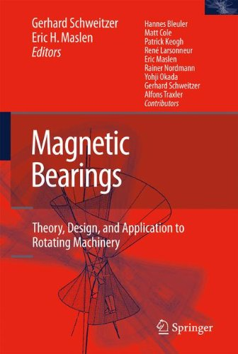 Magnetic Bearings: Theory, Design, and Application to Rotating Machinery