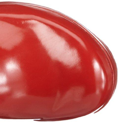 Bottes Rouge Brillantine Femme Aigle ruby q5400ya