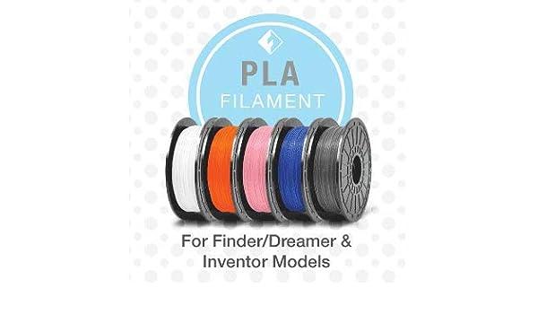 Filamento PLA Flashforge para Modelos de la Serie Finder/Dreamer y ...