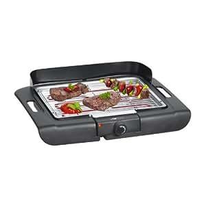Barbacoa Eléctrica BBQ–BQ 3507Barbeque de mesa grill   en un diseño elegante, marca alemana.
