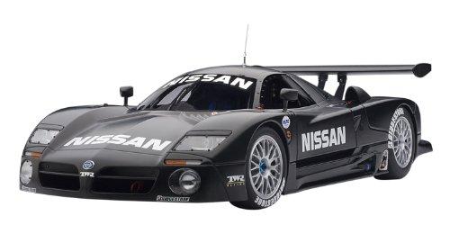 AutOart 1/18 NISSAN R390 GT1 LEMANS 1997 TEST -