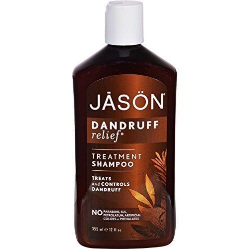 Jason Natural Products Shampoo Dandruff Relief 12 Fz (Pac...