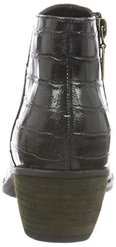Combi Gelata Stivaletti Donna Clarks Italia Leather black Nero SRqwcac4U