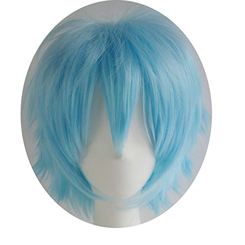 Alacos Fashion Layered Cosplay Halloween Christmas Carnival Dress Up Pretend Play Party Wig Gift