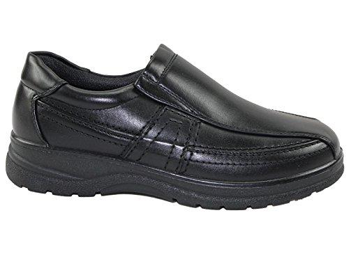 Zapatillas De Foster Footwear Mujeres Hombre Niños, Negro