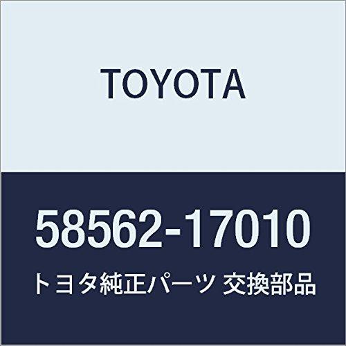TOYOTA 58562-17010 Floor Silencer