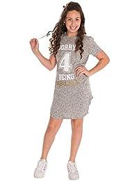 Girls plus size dresses 16-18
